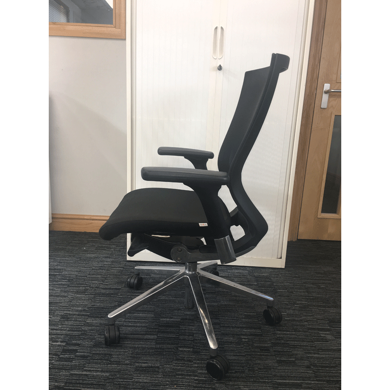 Black Office Chair Hire