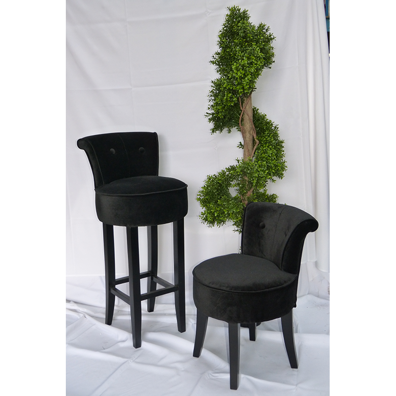Velvet Low Chair Hire