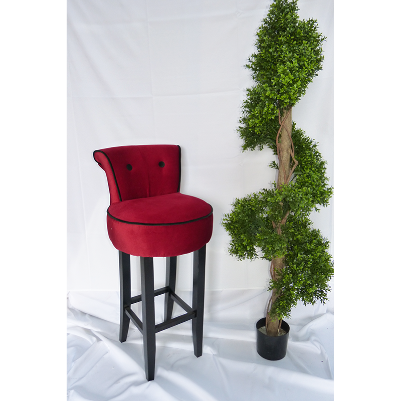 Red Hospitality Stool Hire