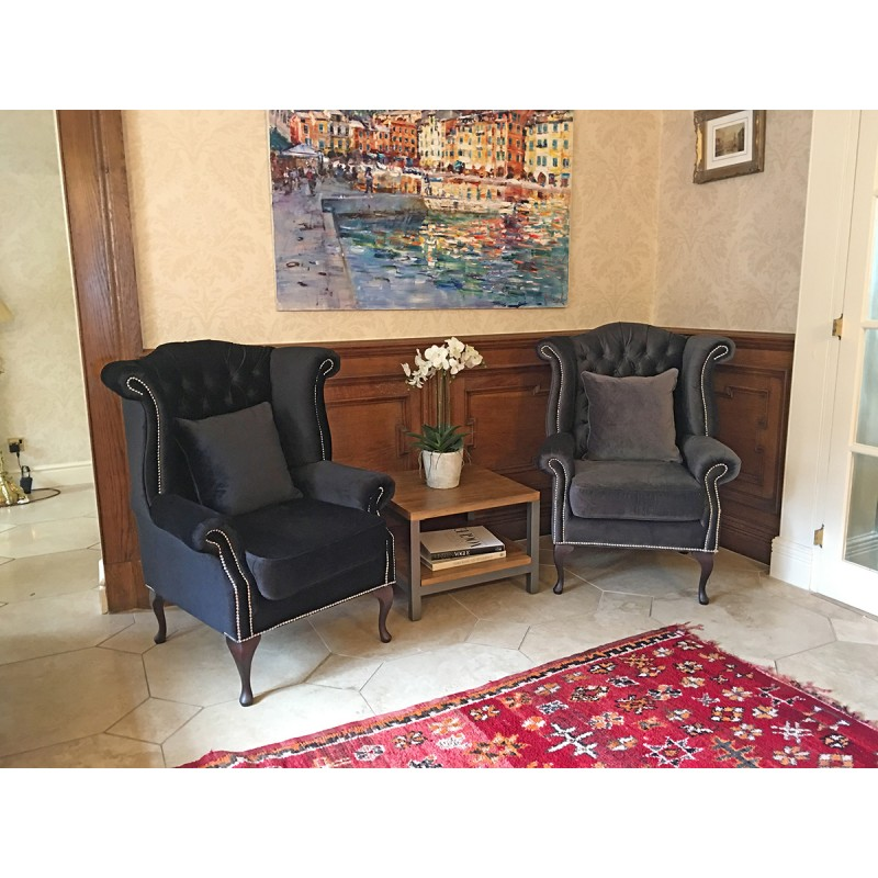 Hire wingback chairs