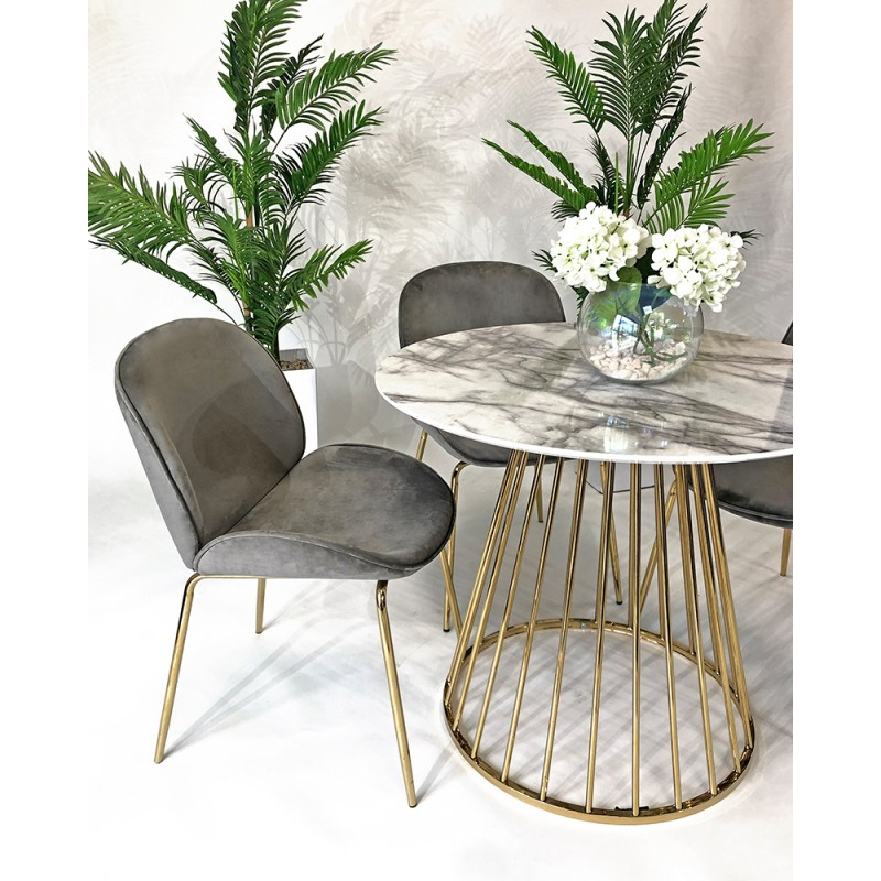Hire Velvet Dining Chairs
