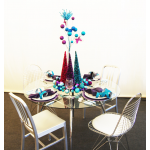 Glass Table Hire