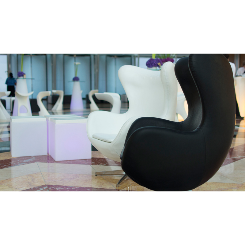 Egg chair hire