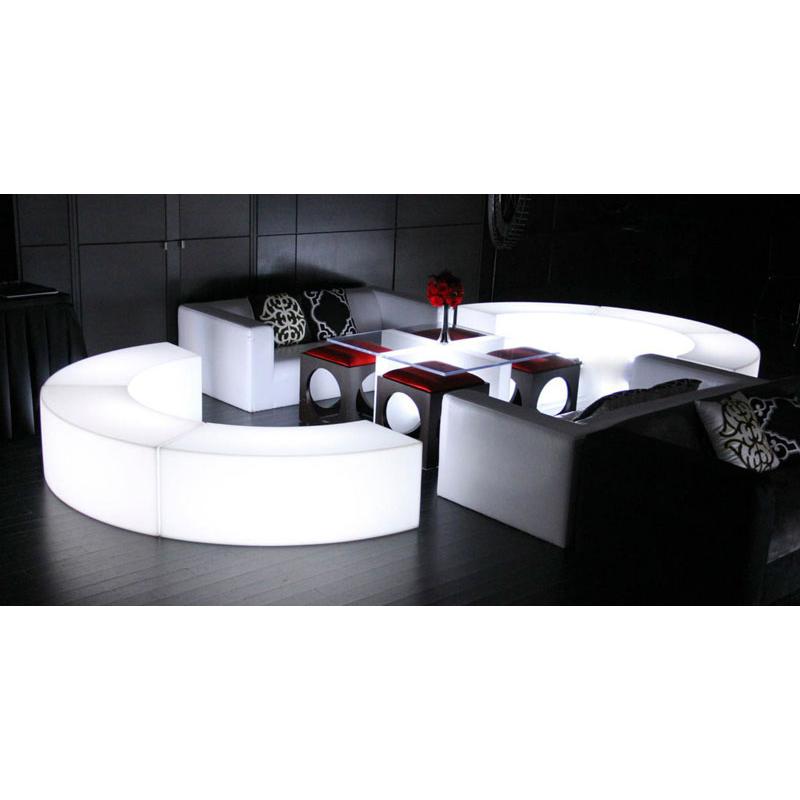 LED Snake Seat