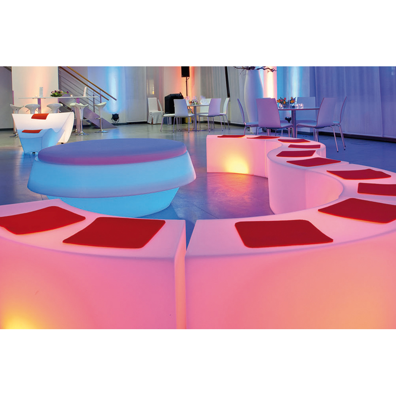 LED Pouffes