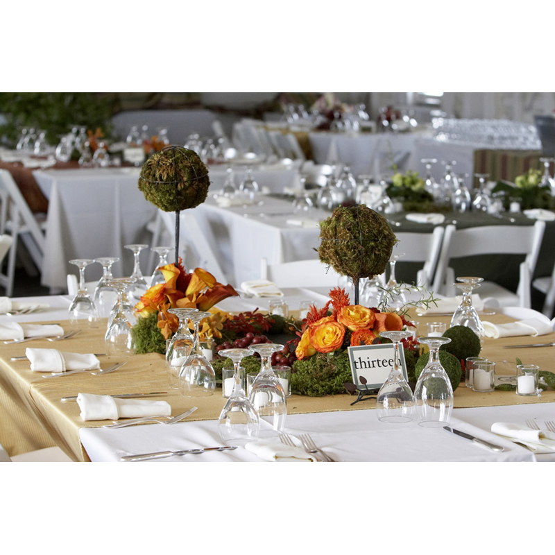 Square Event Table