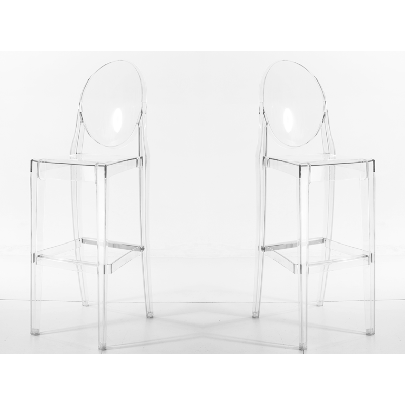 Transparent Bar Stool Hire