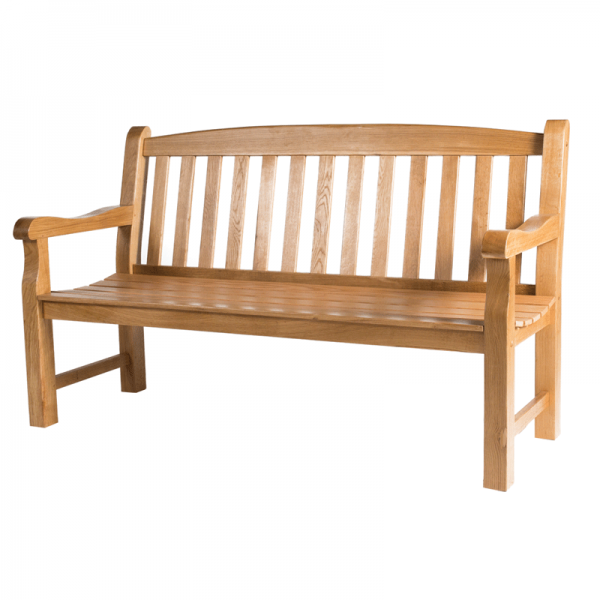 Oak Outdoor Bench