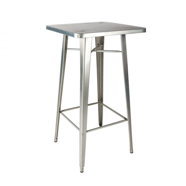 Steel Toledo Poseur Table