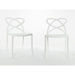 Hire White Dining Chairs
