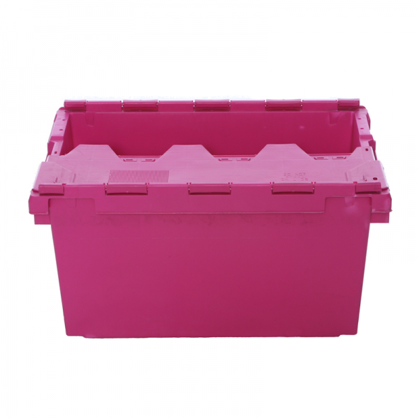 Pink Storage Crate