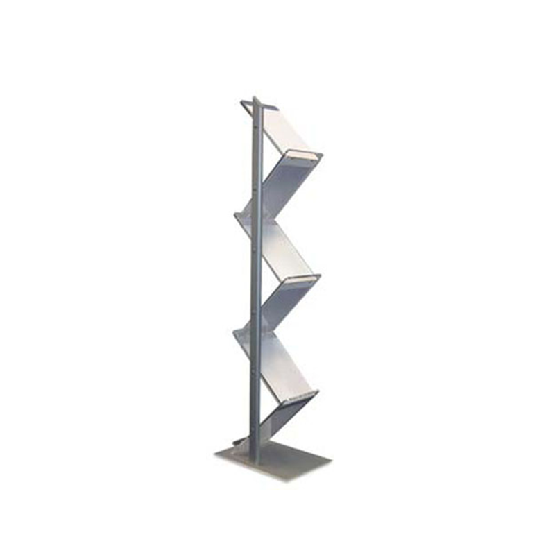 Prism Brochure Stand