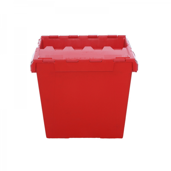 Red Storage Crate