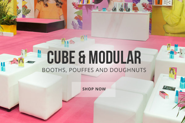 Cube and modular Seating
