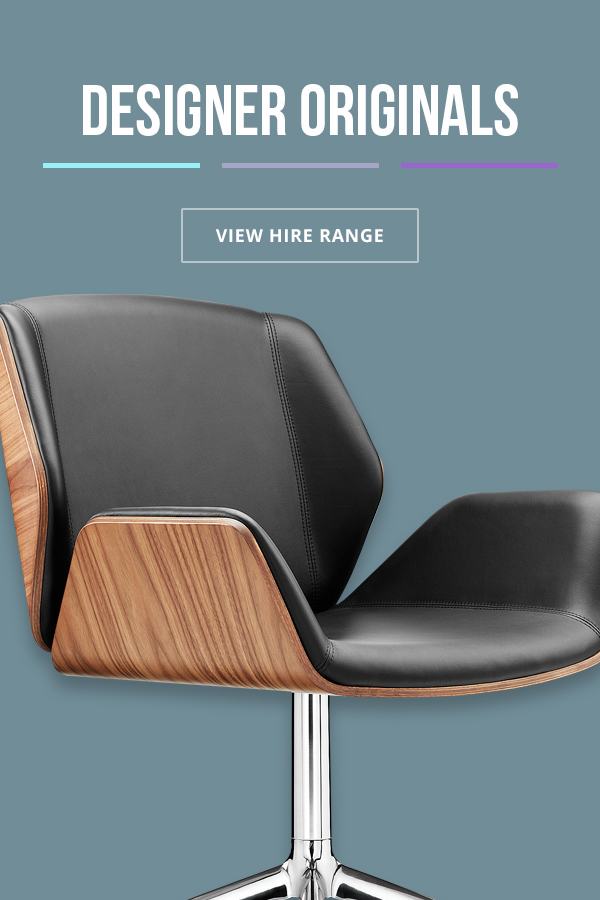 Designer Furniture Hire