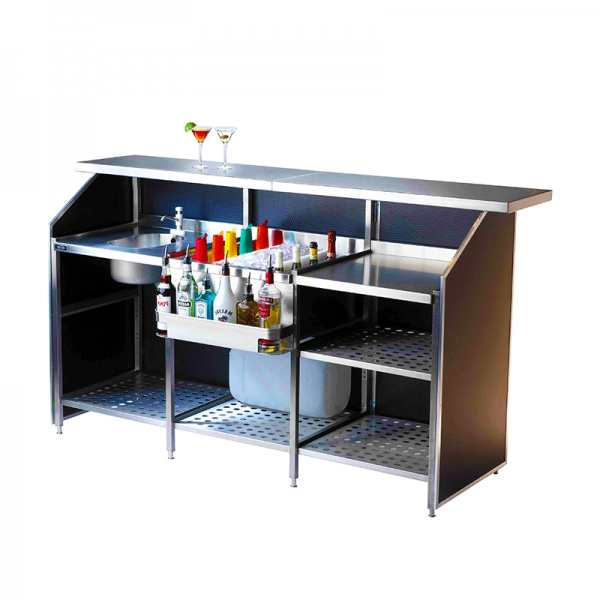 Sink Section - Porta Bar