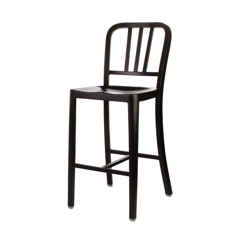 Black Navy Stool Rental