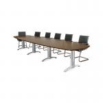 Wengue Modular Boardroom Table