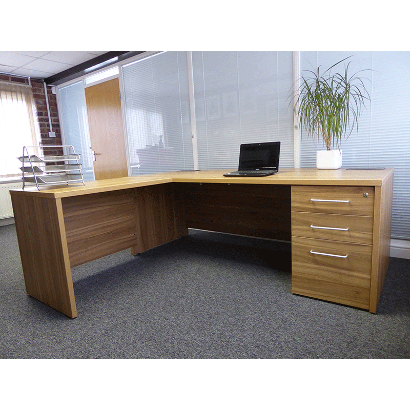 Executive Return Office Desk