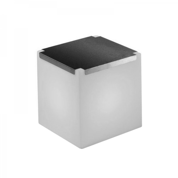 LED Illuminated Cube Table