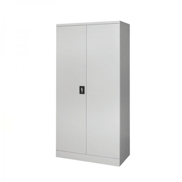 Silver Double Door Cupboard