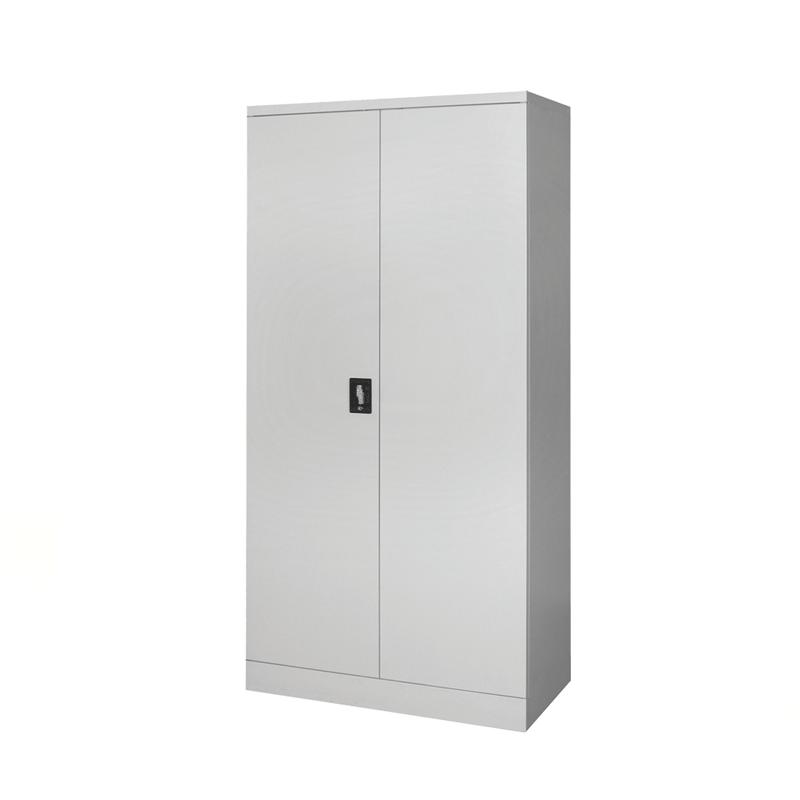 Silver Double Door Cupboard