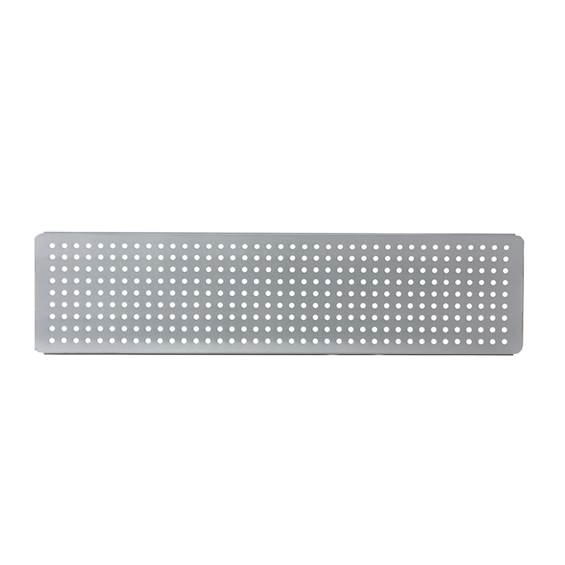 Perforated Desk Modesty Panel