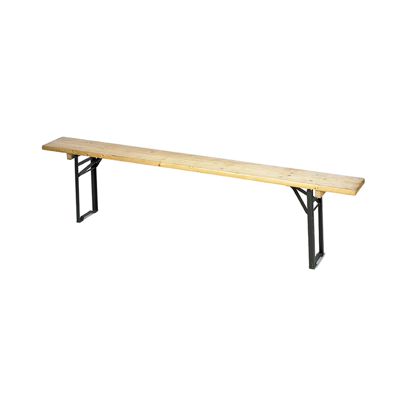 Folding Bench Hire