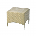 Square Wicker Garden Table