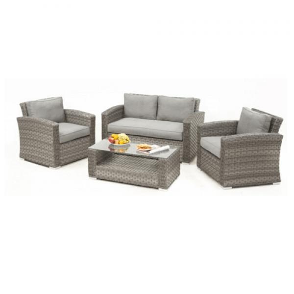 Rio Rattan Garden 2 Seat Sofa