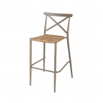 Aluminium Outdoor Bar Stool Hire