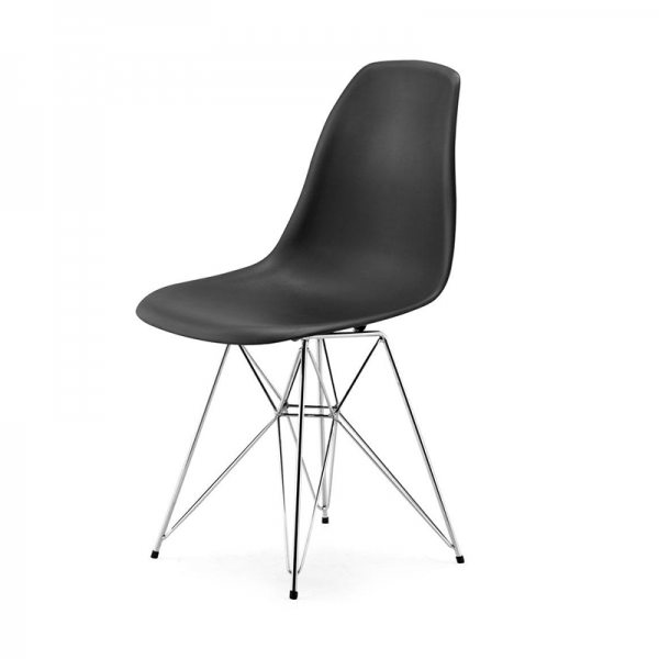 Eames Style Chair Black