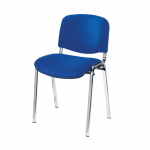 Blue Conference Chair
