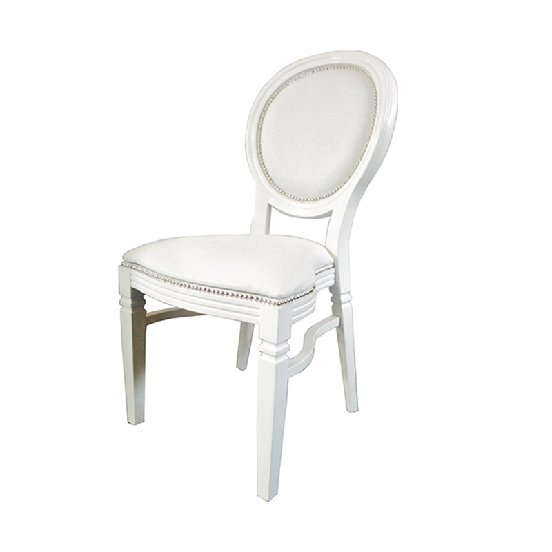Chateau Chair White