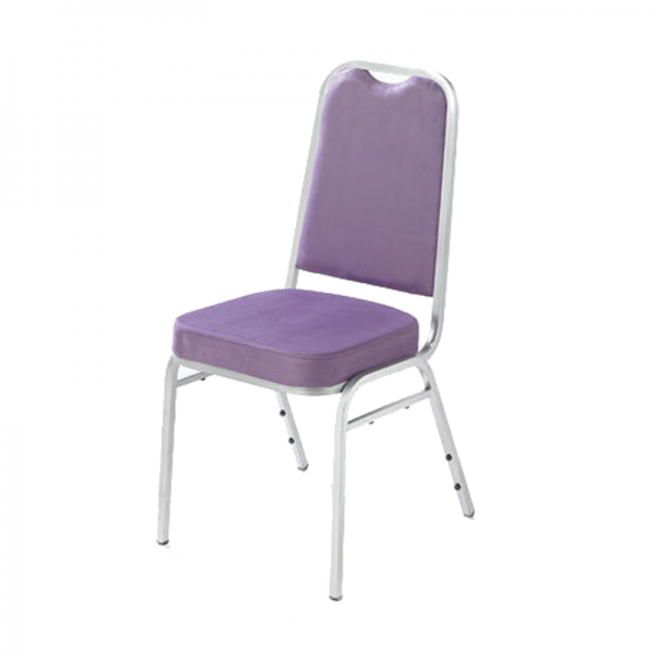 Purple Compact Chair