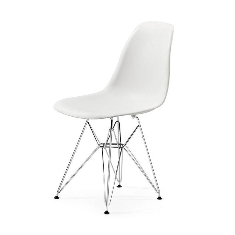 Eames Style Chair White