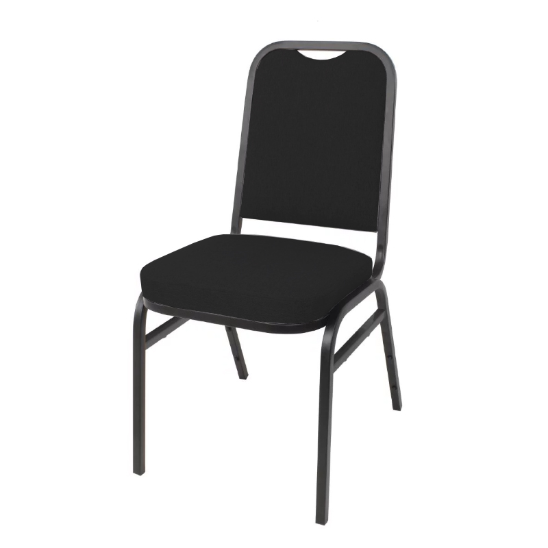 Black Compact Chair