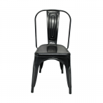 Black Toledo Chair