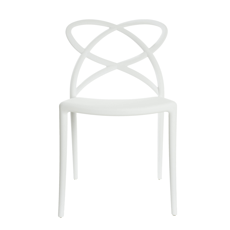 White Vienna Dining Chair