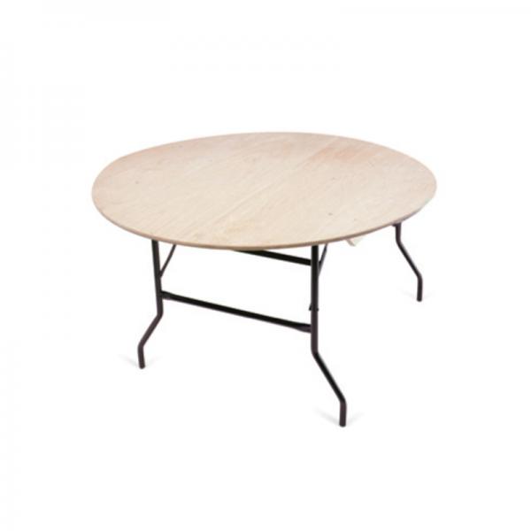 Circular Banquet Table