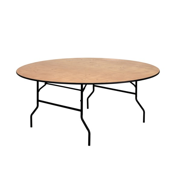 Round Banquet Table