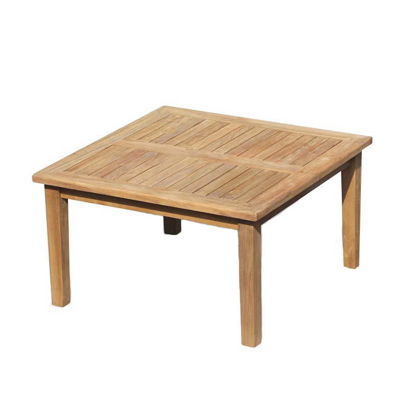 Teak Outdoor Table Hire