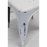 White Toledo Chair