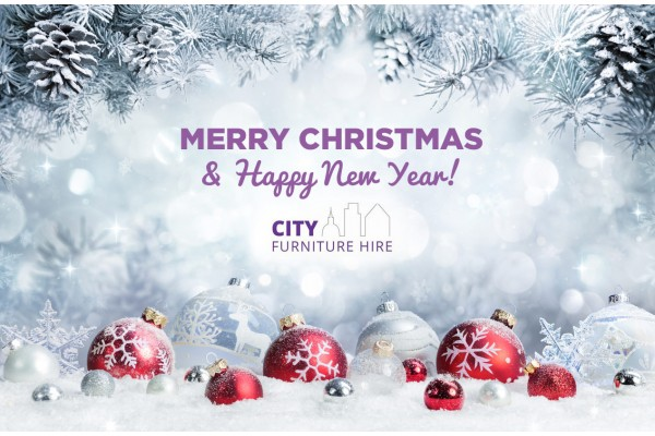 Merry Christmas From City Furniture Hire!