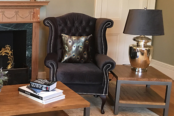 Beautiful Classically Styled Wingback Armchair Range Available