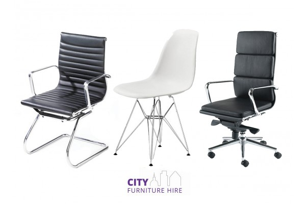 Hire Designer Style Eames Chairs in London & Throughout The UK!